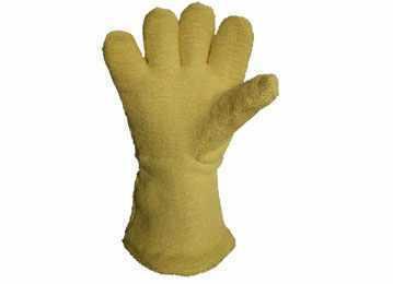 WSK07芳纶毛巾布耐高温手套