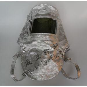 铝箔复合芳纶耐高温头罩